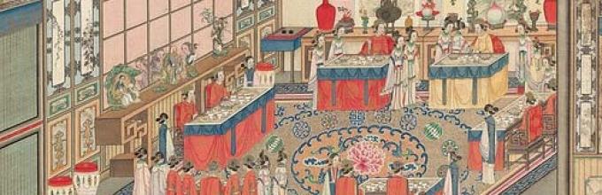 Sun Wen's depiction of the Dream of the Red Chamber