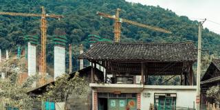 Urban development in Guanxi