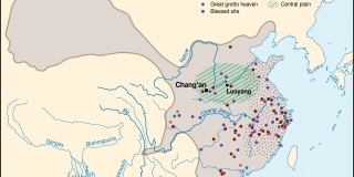Sima Chengzhe and his Daoist sacred geography in the Tang dynasty