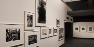 """Wayfaring"" exhibition installation shot"