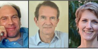 Dominic Ziegler, Simon Long, Rebecca Fabrizi