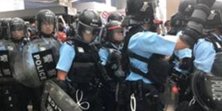 Hong Kong's Darkest Hour