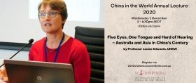 Professor Louise Edwards, UNSW