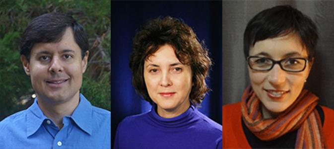 Glenn Tiffert, Sue Trevaskes, Elisa Nesossi